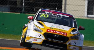 Mat'o Homola - TCR Europe 2021 - Monza