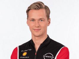 Maximilian Guenther - Nissan e.dams
