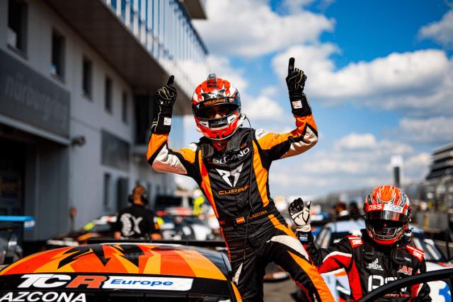 Mikel Azcona - TCR Europe 2021 - Nurburgring