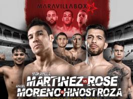Noite de Boxe no Eurosport 2