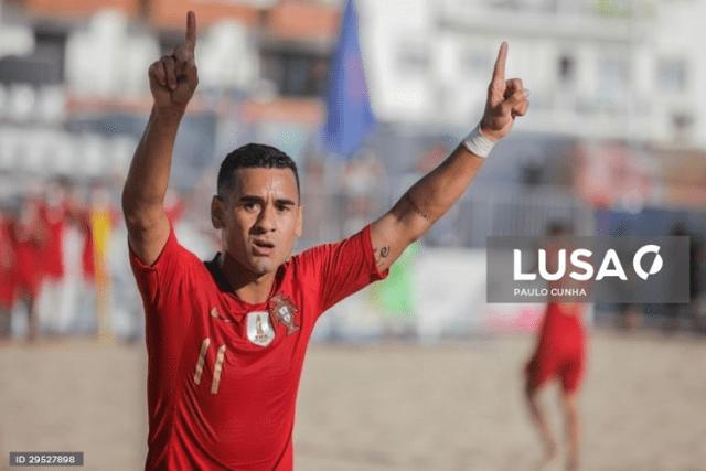 Portugal sagra-se tricampeão de Futebol de Praia na Figueira da Foz