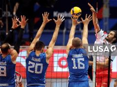 Portugal vs Sérvia - Europeu de Voleibol 2021