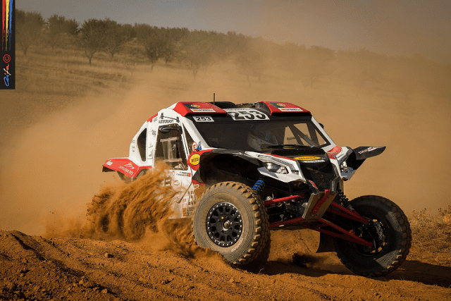 PRK Rally Team - Buggy