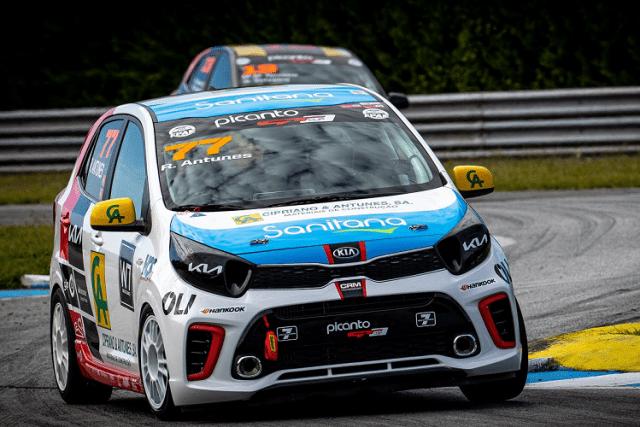 Rafael Antunes - KIA GT Cup 2021 - Circuito Vasco Sameiro