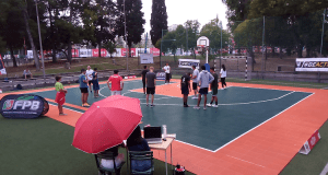 Reord Challenge Park 2021 - Basquetebol