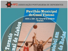 Torneio Internacional de Lisboa 2021 - Casal Vistoso