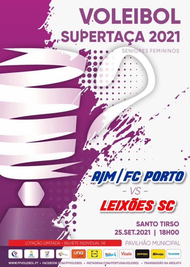 Voleibol 2021 - Supertaça Séniores F