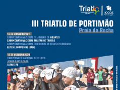 III Triatlo de Portimão - Praia da Rocha