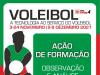 Acção de Formação da FP Voleibol