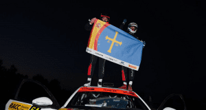 Alejandro Cachón / Alejandro 'Jandrin' Lopez - Peugeot Rally Cup Ibérica 2021