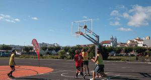 Campo 3x3 BasketArt - Praia da Vitória - Terceira