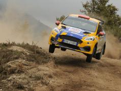 Equipa Ford - Rally Serras de Fafe 2021