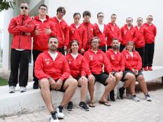 Seleção Portuguesa para o Europeu DSISO 2021 em estágio no CAR Rio Maior