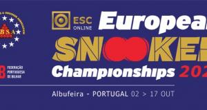 European Snooker 2021 - Albufeira