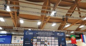 Europeu de Pista Elite 2021 - Pódio