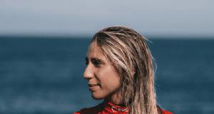 Filipa Broeiro - Bodyboarder