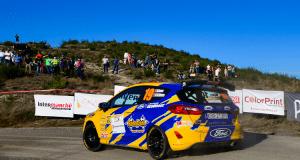 Ford Fiesta Rally3 - Rallye Vidreiro 2021