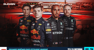 GP dos EUA de Formula 1 - Eleven