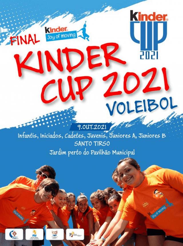 Kinder Cup 2021 - Santo Tirso