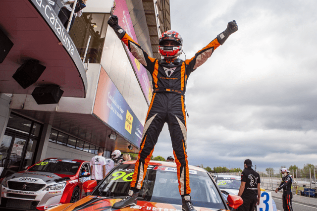 Mikel Azcona - TCR Europe 2021 - Vencedor