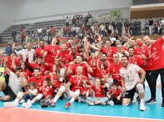 SL Benfica vence Supertaça Sénior de Voleibol 2021