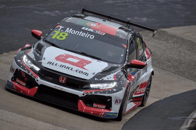 Tiago Monteiro - FIA WTCR 2021 - Pau