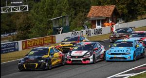 Tiago Monteiro - FIA WTCR 2021 - Pau-Arnos