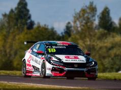 Tiago Monteiro - FIA WTCR 2021 - Circuito de Most