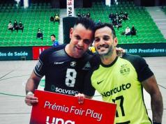 Prémio Fair Play Una Seguros
